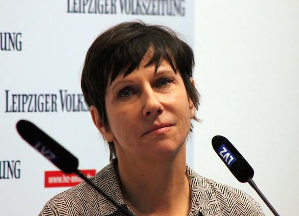Leipziger Buchmesse 2014_Angelika Klüssendorf