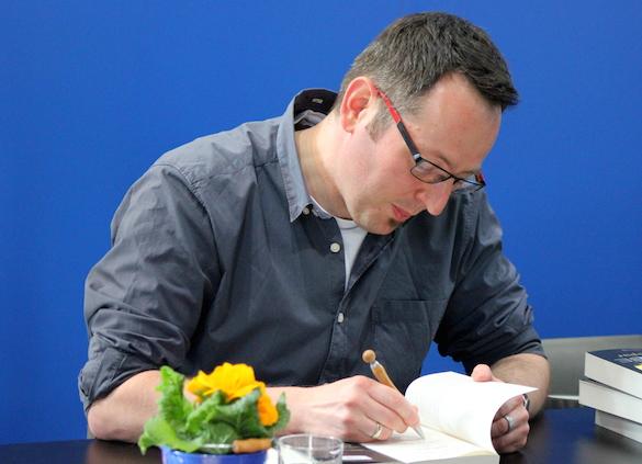 Leipziger Buchmesse 2014_Daniel Holbe