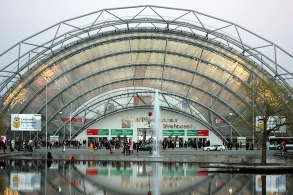 Leipziger Buchmesse 2014_Eingang