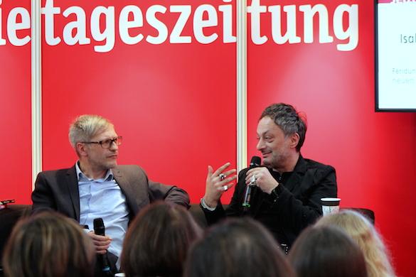 Leipziger Buchmesse 2014_Feridun Zaimoglu
