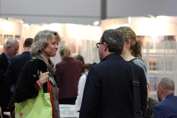 Leipziger Buchmesse 2014_Gabi und Stefan Moster