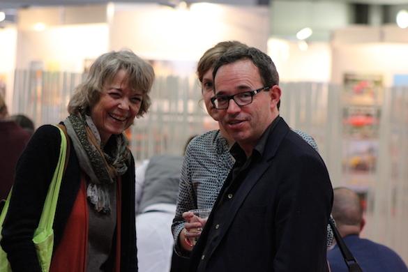Leipziger Buchmesse 2014_Gabi und Stefan Moster_1
