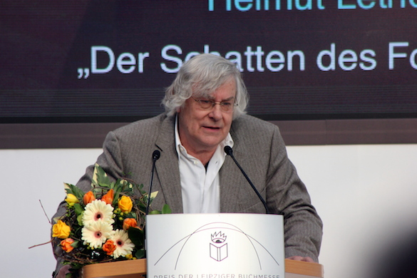 Leipziger Buchmesse 2014_Helmut Lethen