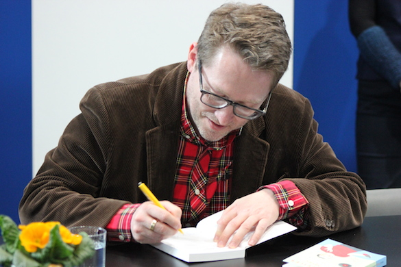 Leipziger Buchmesse 2014_Jan Weiler
