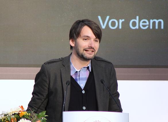 Leipziger Buchmesse 2014_Saša Stanišic