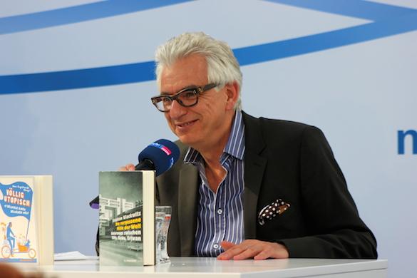 Leipziger Buchmesse 2014_Stephan Wackwitz