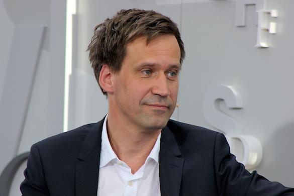 Leipziger Buchmesse 2014_Volker Weidermann