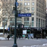 Library Way, New York City