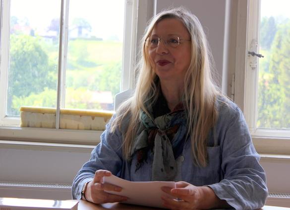 Lena Christ_ Autorin und Publizistin Gunna Wendt