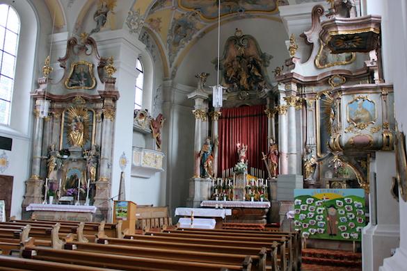 Lena Christ_Katholische Kirche in Glonn