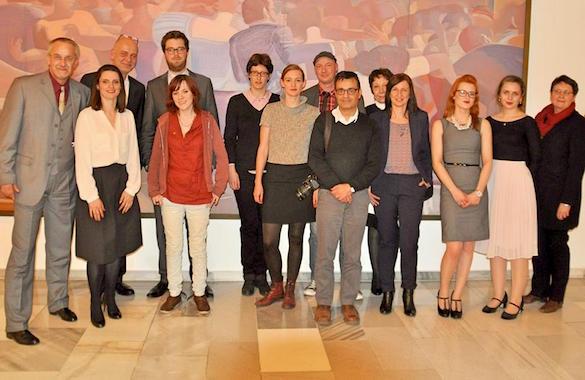 Bloggerpaten der Leipziger Buchmesse 2015