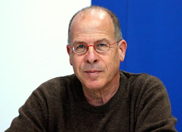 Meir Shalev_Leipziger Buchmesse 2015