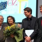 Amos Oz, Mirjam Pressler, Jan Wagner, Philipp Ther