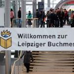 Eingang Leipziger Buchmesse