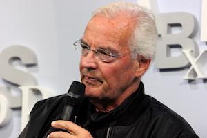 Bodo Kirchhoff auf der Frankfurter Buchmesse 2016