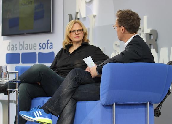 Karen Duve und Volker Weidermann